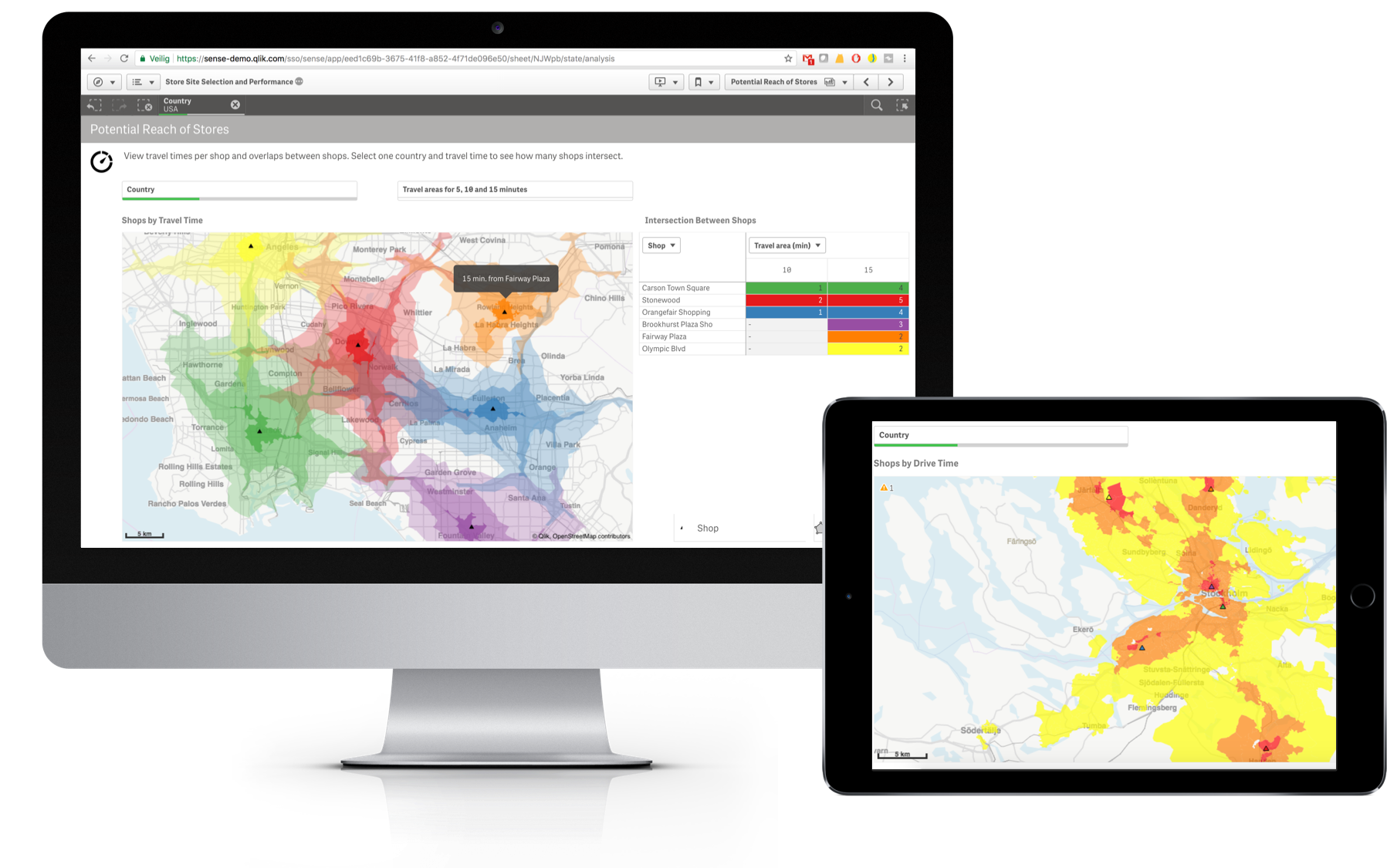 Products-Geoanalytics